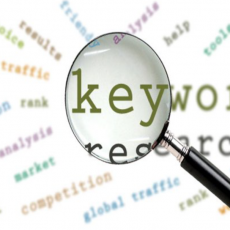 research keyword